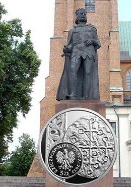 El denario polaco de Boreslaw Chrobry