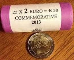 """""""Autogobierno de 1921"""" en los 2 euros de Malta"""
