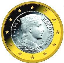 El euro a las puertas de Letonia