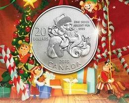 """""""Santa"""" en el """"20$ x 20$"""""""