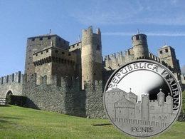 """Serie """"Italia y el Arte"""": Castillo de Senis, Valle de Aosta"""