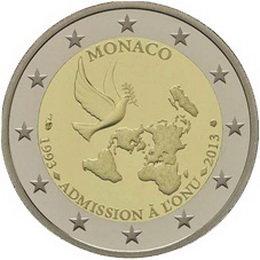20 Aniversario de la Adhesión de Mónaco a las Naciones Unidas