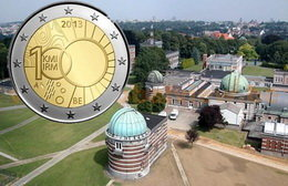 El Real Instituto Metereológico de Bélgica cumple cien años