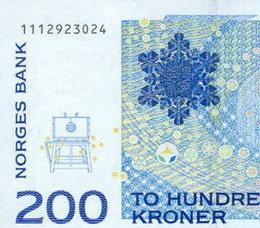 """""""El Mar"""" presente en los nuevos billetes noruegos"""