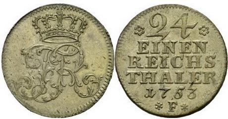Künker prepara su subasta 26 online: monedas y medallas medievales y modernas