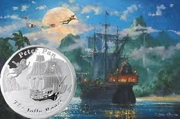 """Buques famosos que nunca navegaron: El """"Jolly Roger"""" del capitán Garfio"""