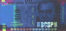 100 Nuevos soles peruanos con mejoradas medidas de seguridad