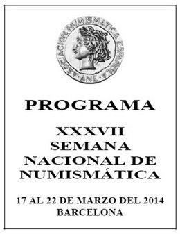 XXXVII Semana Nacional de Numismática