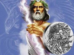 """Nueva Serie """"Dioses del Olimpo"""" se inicia con Zeus"""