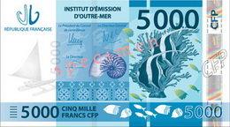 Nueva Caledonia, Polinesia Francesa y Wallis y Futuna ya tienen nuevos billetes