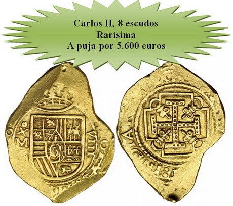 """Numismática Lavín y Jesús Vico subastan la Colección """"J.M.P."""" de monedas de oro"""