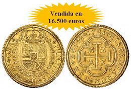 """Subastada la Colección """"J.M.P."""" de monedas de oro por Numismática Lavín y Jesús Vico"""