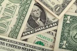 Encuentran más de 3.000 bacterias en los billetes de dólar