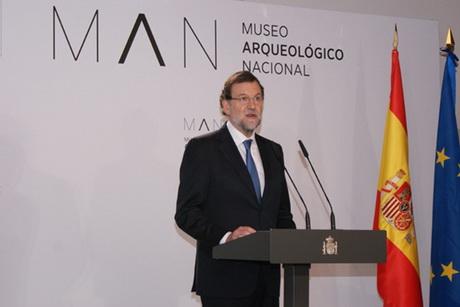 """""""El MAN es el museo que mejor representa la Historia de España"""""""