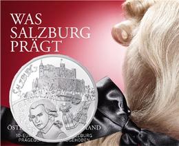 """Salzburgo y Mozart en la V Serie de """"Austria por sus niños"""""""