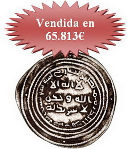 Espectaculares remates en la Subasta de moneda islámica de Morton&Eden