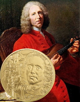 Jean-Philippe Rameau, gran compositor del barroco francés