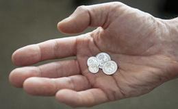 """""""Maundy Money"""": las monedas santas británicas de caridad"""