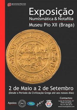 Exposición Numismática en el Museo Pio XII