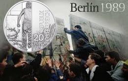 El Muro de Berlín cayó hace 25 años
