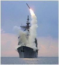 Cada misil Tomahawk lanzado contra Libia contiene 15 kg. de plata