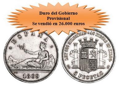 """Casi se cumplieron las expectativas en la subasta 139 y en la """"Colección Peseta"""" de Jesús Vico"""