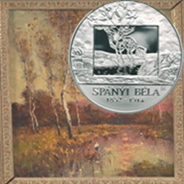 Béla Spányi, el mejor paisajista húngaro