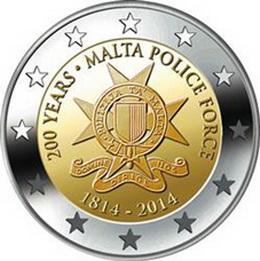 La policía maltesa cumple 200 años