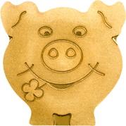 """Formatos singulares: el """"Cerdo de la Suerte"""" de Palaos"""