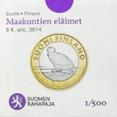 La provincia autónoma de Åland y el águila de cola blanca