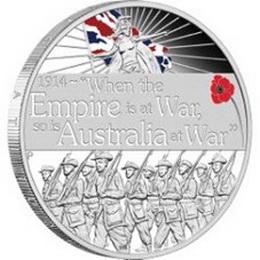 """""""El espíritu de ANZAC"""" Australia entra en la I Guerra Mundial"""