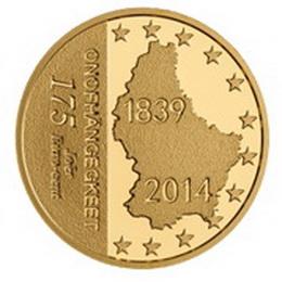 175 años de Independencia en Luxemburgo
