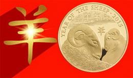 Gran Bretaña se adelanta al Año Lunar Chino de la Cabra