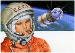 50 Aniversario del vuelo de Gagarin