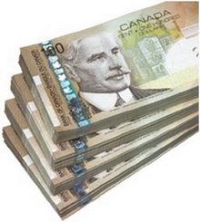 Nuevos billetes de 100$ canadienses en polímero a partir de noviembre de 2011