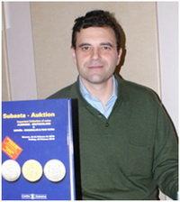 Adolfo Cayón candidato a la presidencia de AENP