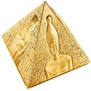 """El Poder de la Pirámide"" de Niue"
