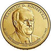 Franklin D. Roosevelt, 32 presidente de los Estados Unidos