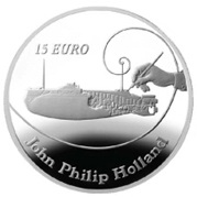 John Philip Holland y el submarino moderno