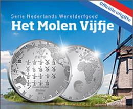 Los molinos de viento de Kinderdijk