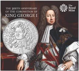 Alderney celebra el 300 aniversario de la Dinastía de Hannover: Jorge I
