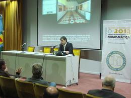 """V Convención Internacional de Numismática """"Buenos Aires 2014"""""""