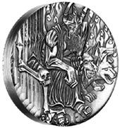"""Tuvalu y sus """"Dioses olímpicos: el oscuro Hades"""""""