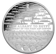 De Albany a Egipto, centenario del convoy naval de ANZAC