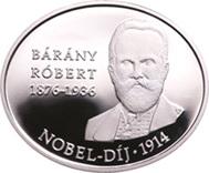 Robert Bárány Premio Nobel de Medicina 1914