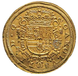 Editions V. Gadoury subasta monedas españolas en Mónaco