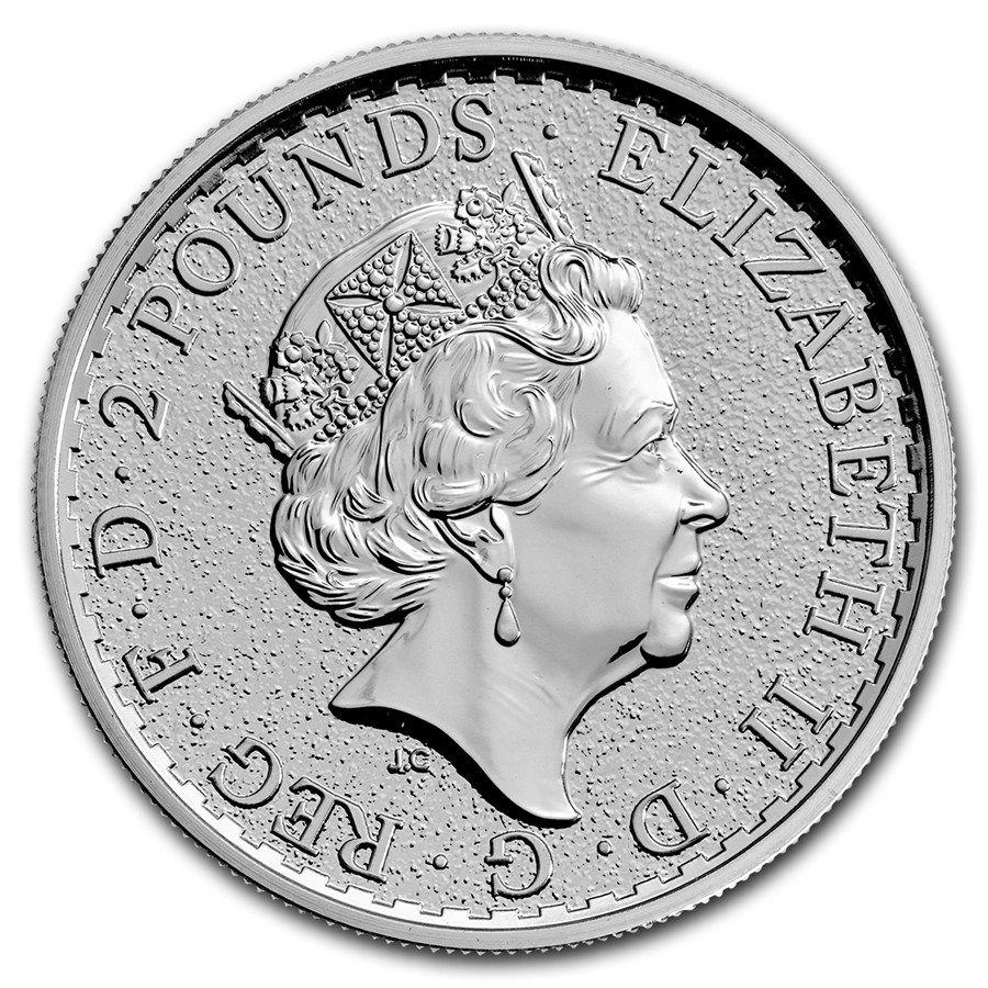 Monedas De Plata Del Reino Unido Numismaticodigital Com