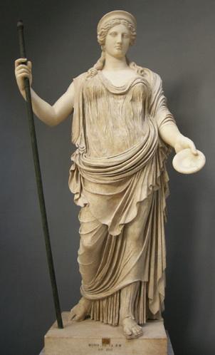 Hera diosa del olimpo en la serie mitolog a griega for En la mitologia griega la reina de las amazonas