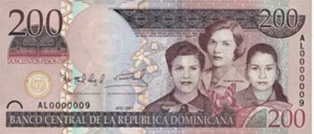 Billetes de Doscientos Pesos el Billete de 200 Pesos