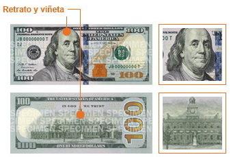 e273f0f42540e Símbolos de libertad  Los símbolos de libertad estadounidenses del nuevo  billete de 100 dólares